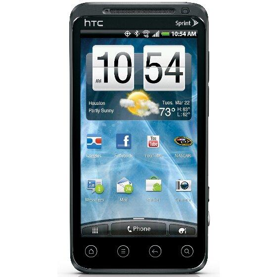 HTC-Evo-3D wymiana ekranu