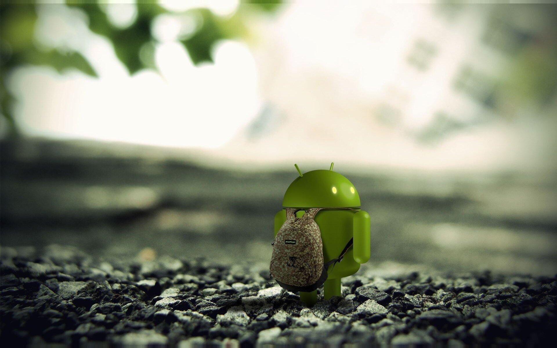 android odchodzi