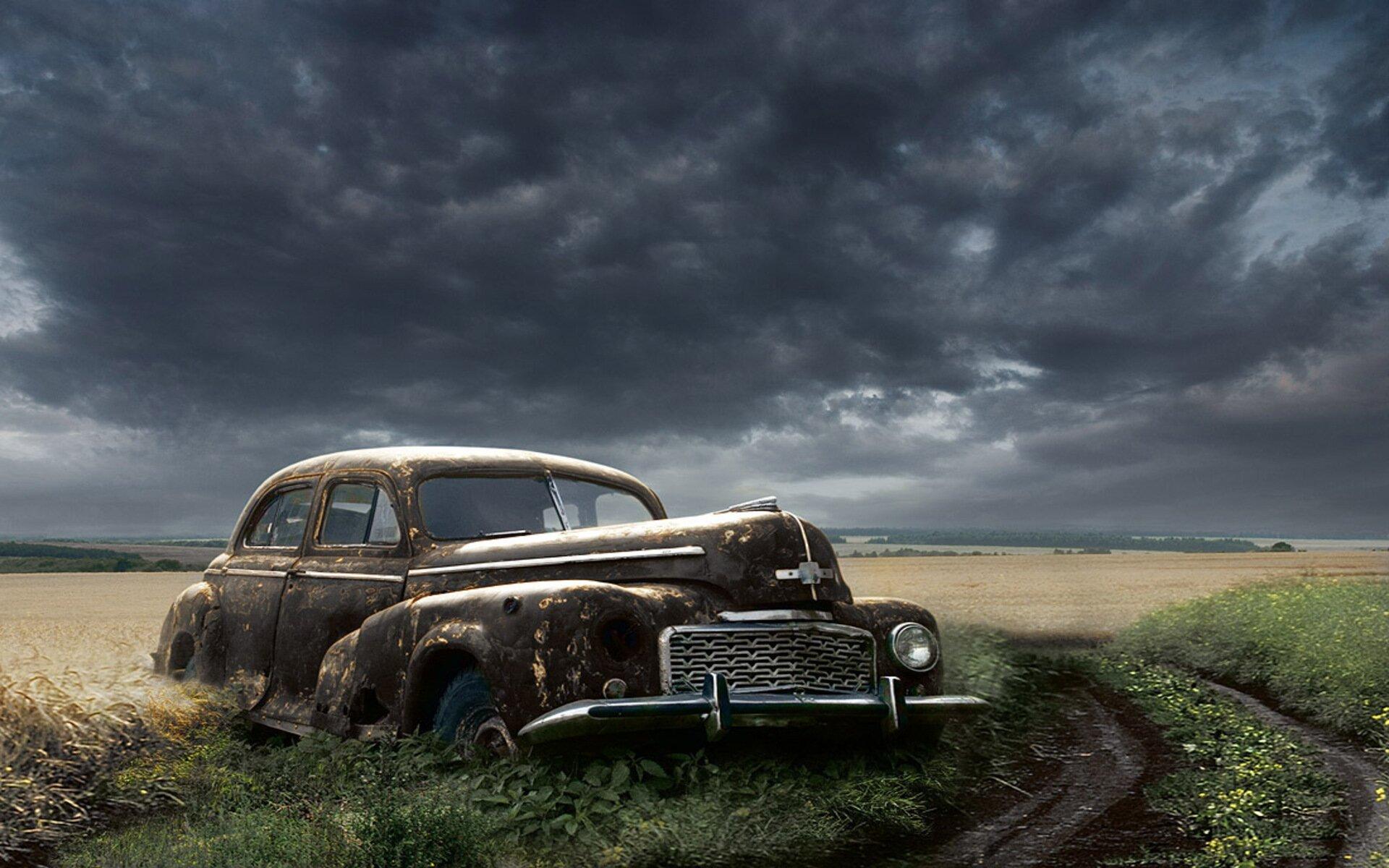 Tapety Stare Samochody