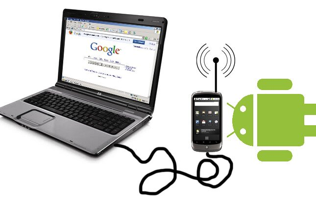 router wifi android