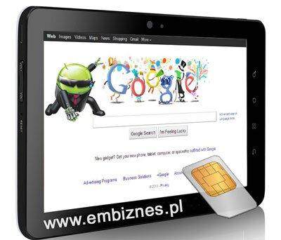 TABLETY-Z-MODEMEM-3G