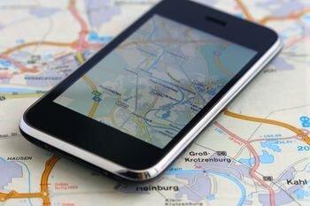 telefony z gps