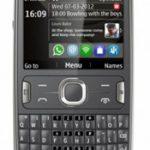 Nokia Asha 302 Wymiana wyświetlacza