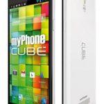 Myphone Cube recenzja