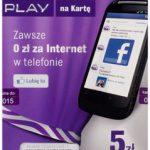 Sprawdzenie pakietu internetowego play