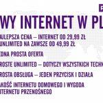 Nielimitowany internet mobilny