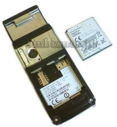 rozkręcanie Sony Ericssona c905