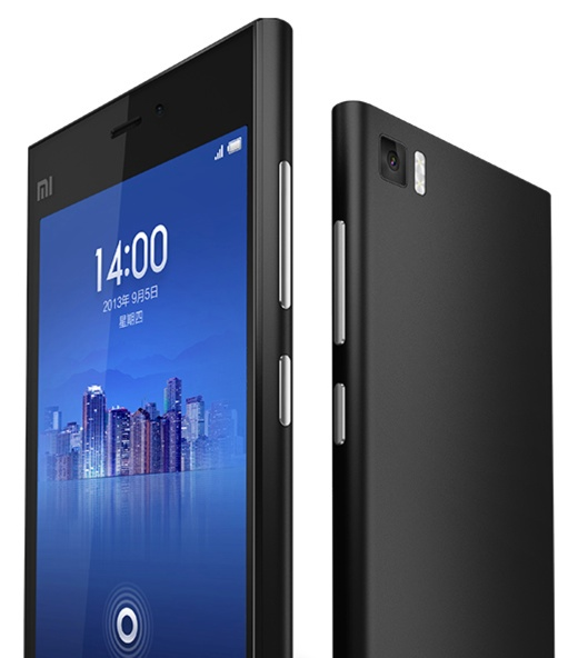 Xiaomi-Mi3-in-black copy