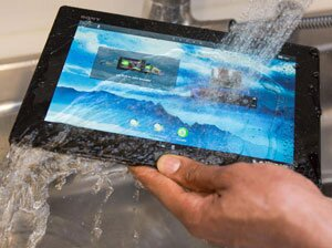 Sony Xperia Tablet Z wodoodporny